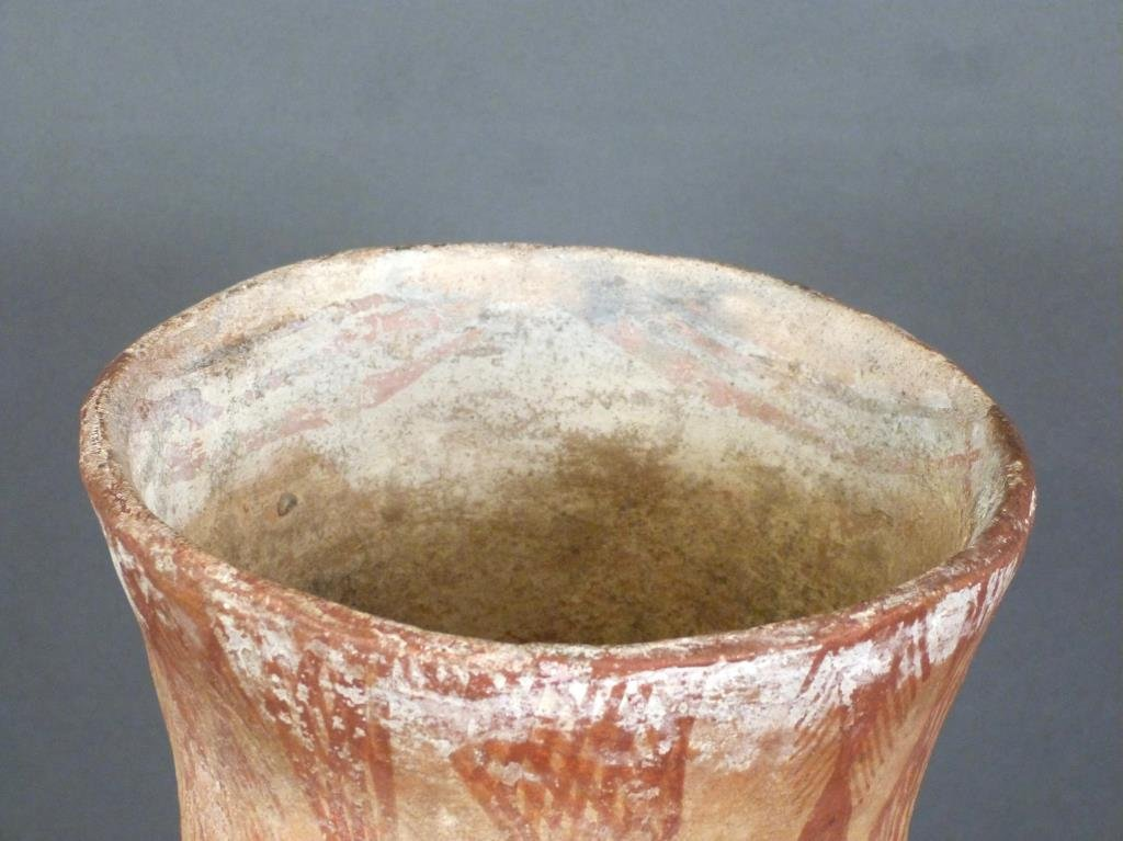Large Pre-Colombian Style Vase - 5