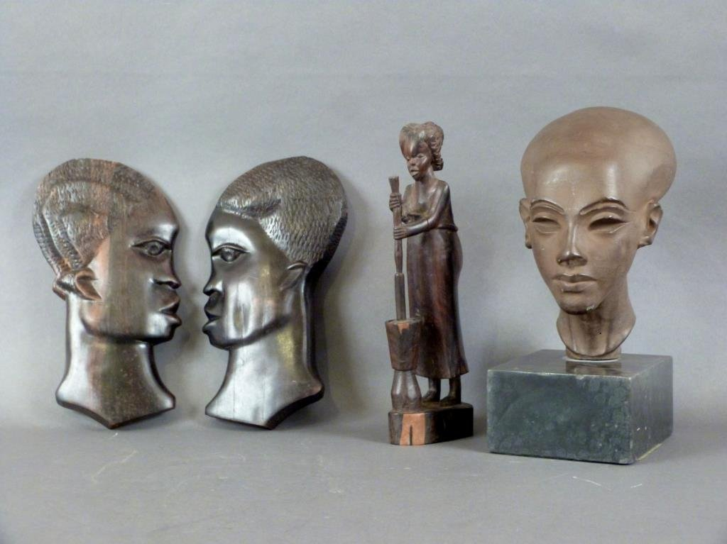 4 Items of Africana