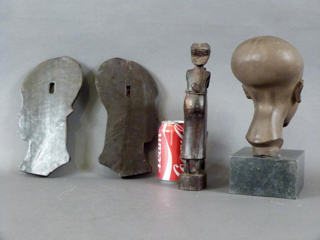 4 Items of Africana - 2