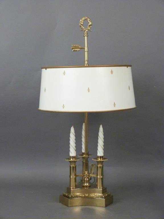 French Style Bouliotte Lamp