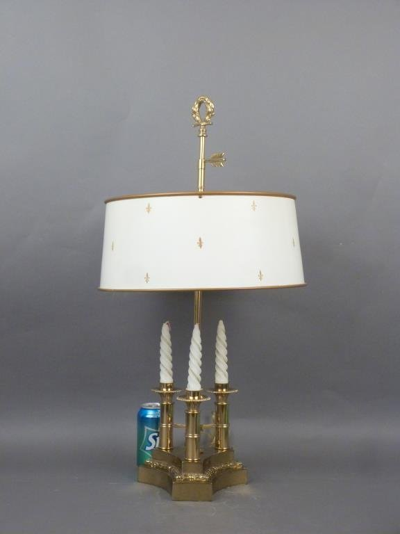 French Style Bouliotte Lamp - 2
