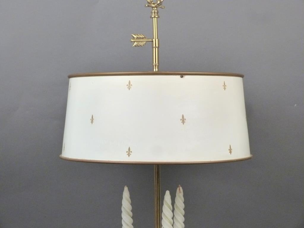 French Style Bouliotte Lamp - 4