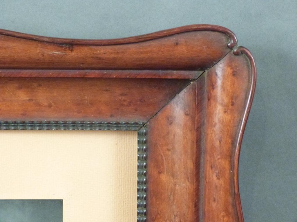 Pair Carved Frames - 2
