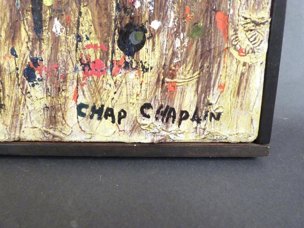 Chap Chaplain (NY) - Oil on Canvas - 2