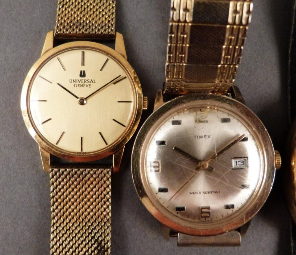 5 Men's Wrist Watches (as is) - 2