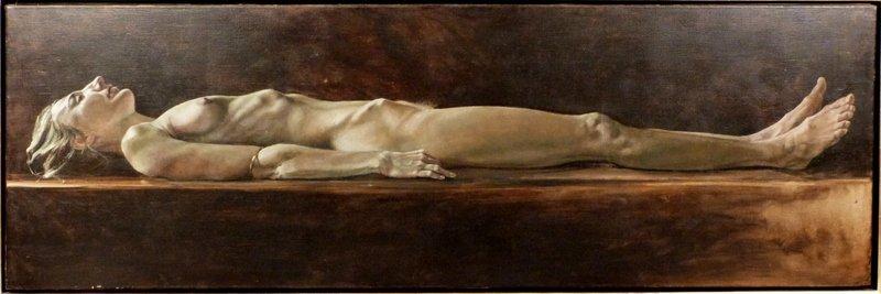 Alicia Czechowski (American 20th Century) - Oil