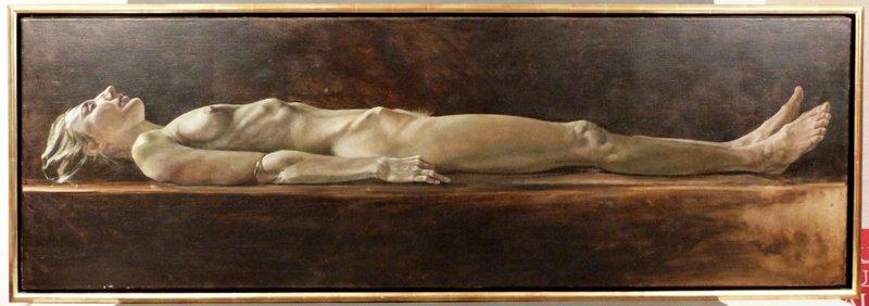 Alicia Czechowski (American 20th Century) - Oil - 2