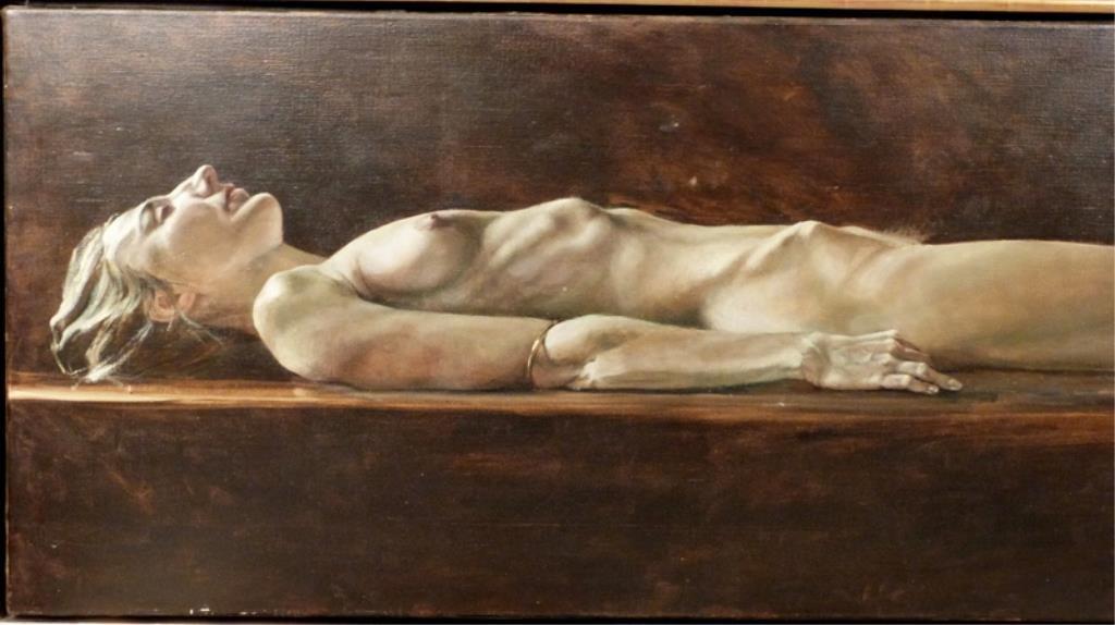 Alicia Czechowski (American 20th Century) - Oil - 3