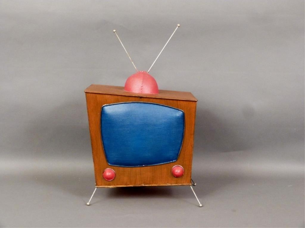Daniel Sadler (American, 1957-2004) - Mixed Media - 3