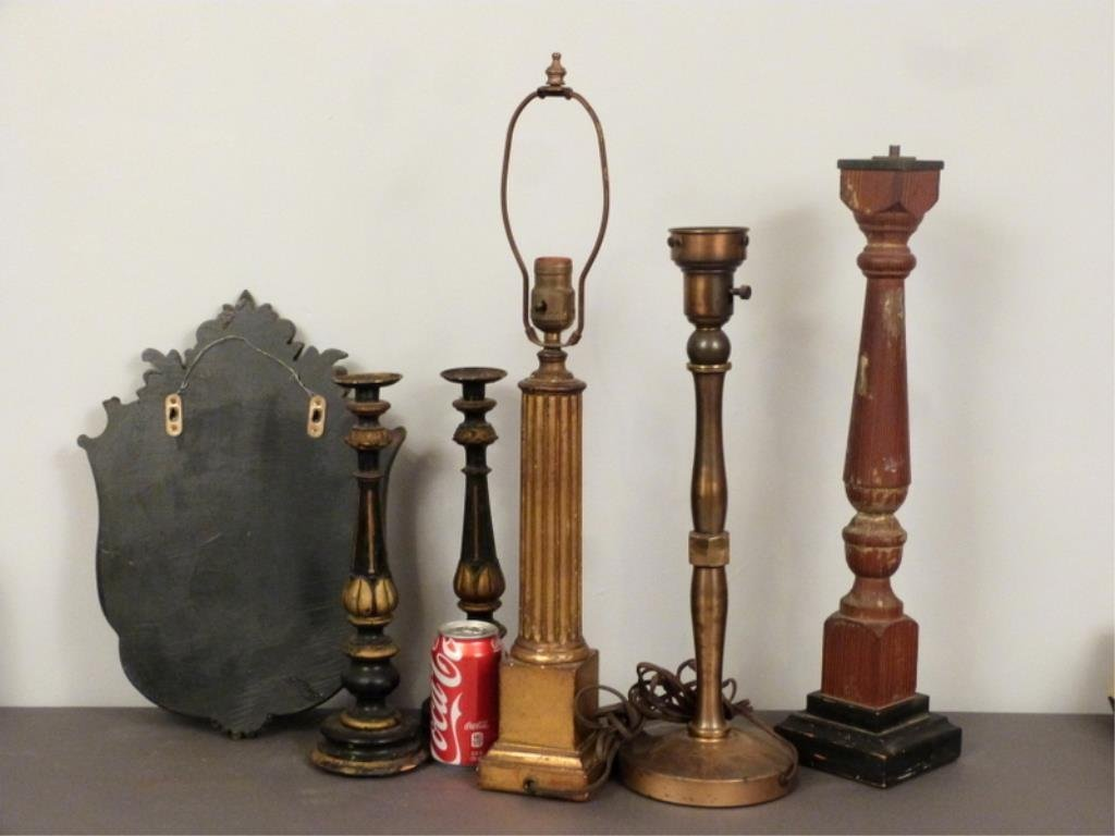 Assorted Decorations Lot - 4