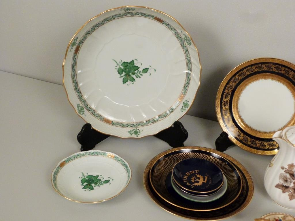 Assorted Porcelain Articles - 2