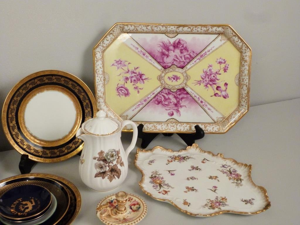 Assorted Porcelain Articles - 3