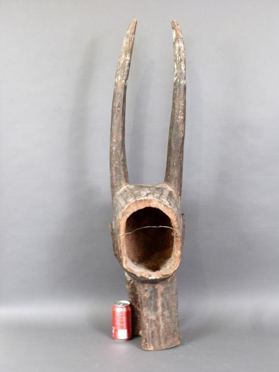 African / Ethnographic Large Mask - 6