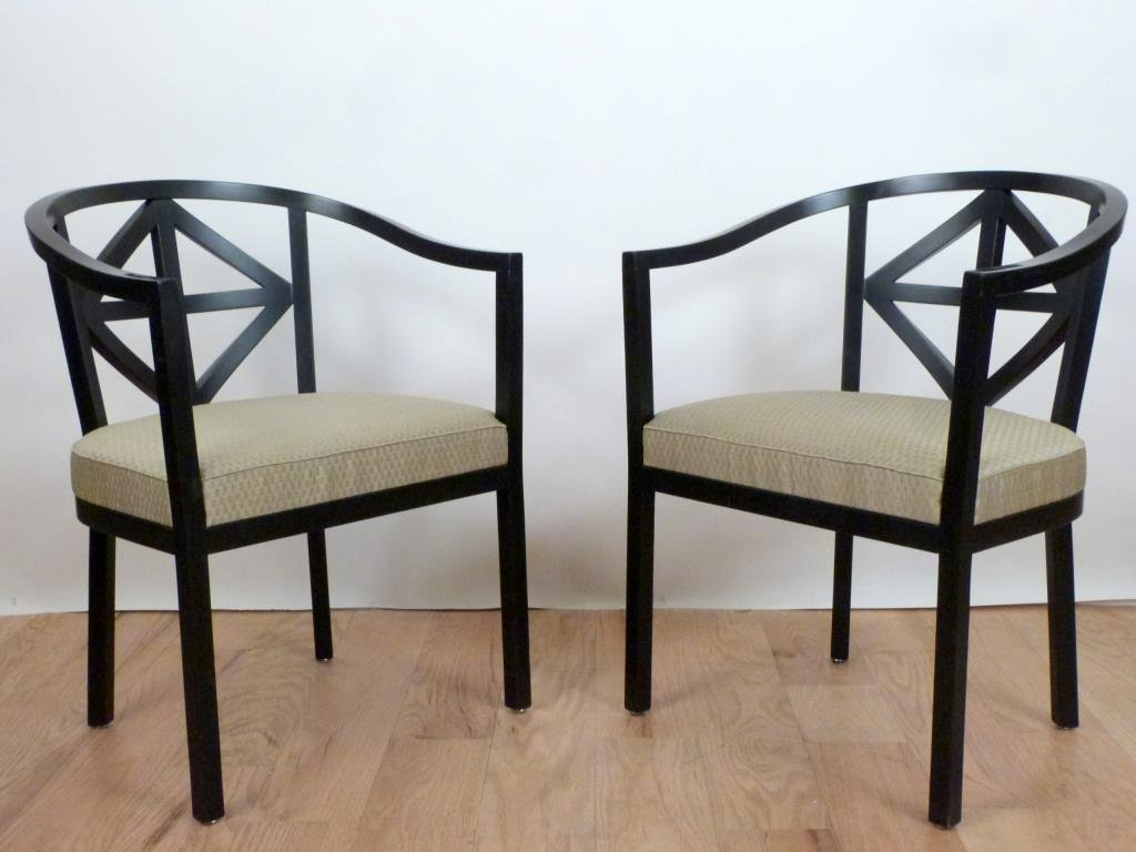 Set of 4 Wittmann Chairs, Josef Hoffmann Style - 2