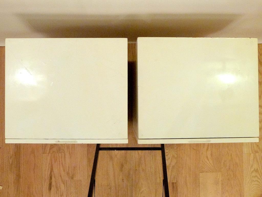 Pair Thayer Coggin by Milo Baughman End Tables - 3