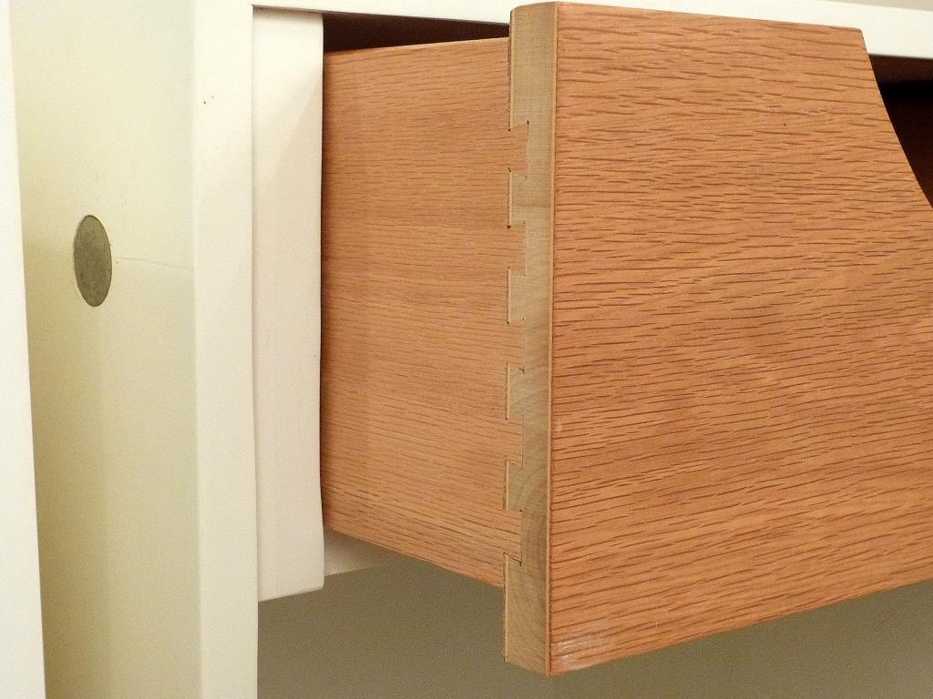 Pair Thayer Coggin by Milo Baughman End Tables - 5