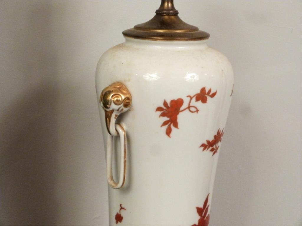 2 Chinese Lamps - 3