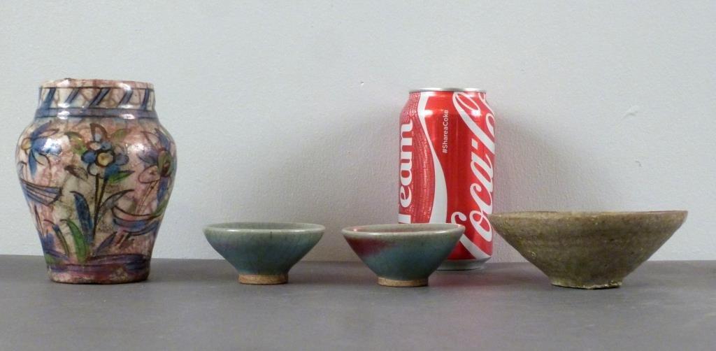 4  Glazed Ceramic Articles - 2