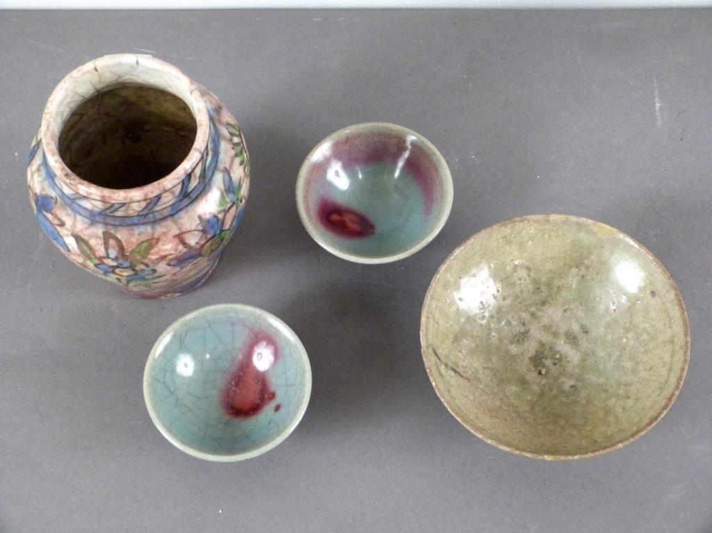 4  Glazed Ceramic Articles - 3