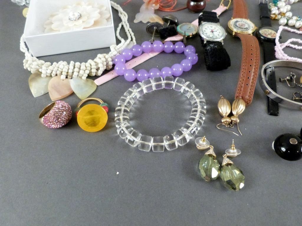 Assorted Costume Jewelry - 5