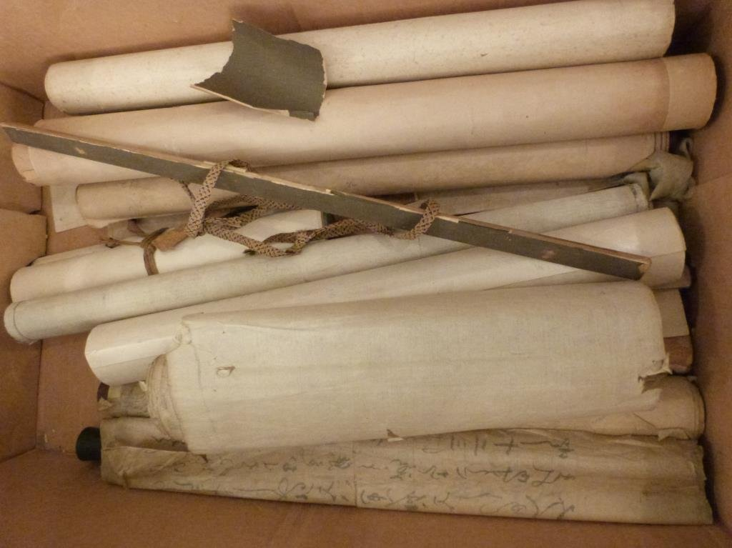 Assorted Lot of Scrolls (As Is) - 3