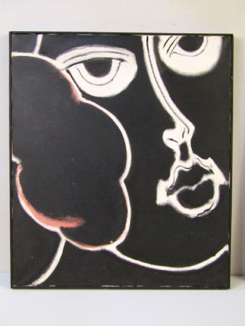 Walter Stein - 2 Oils on Canvas - 2