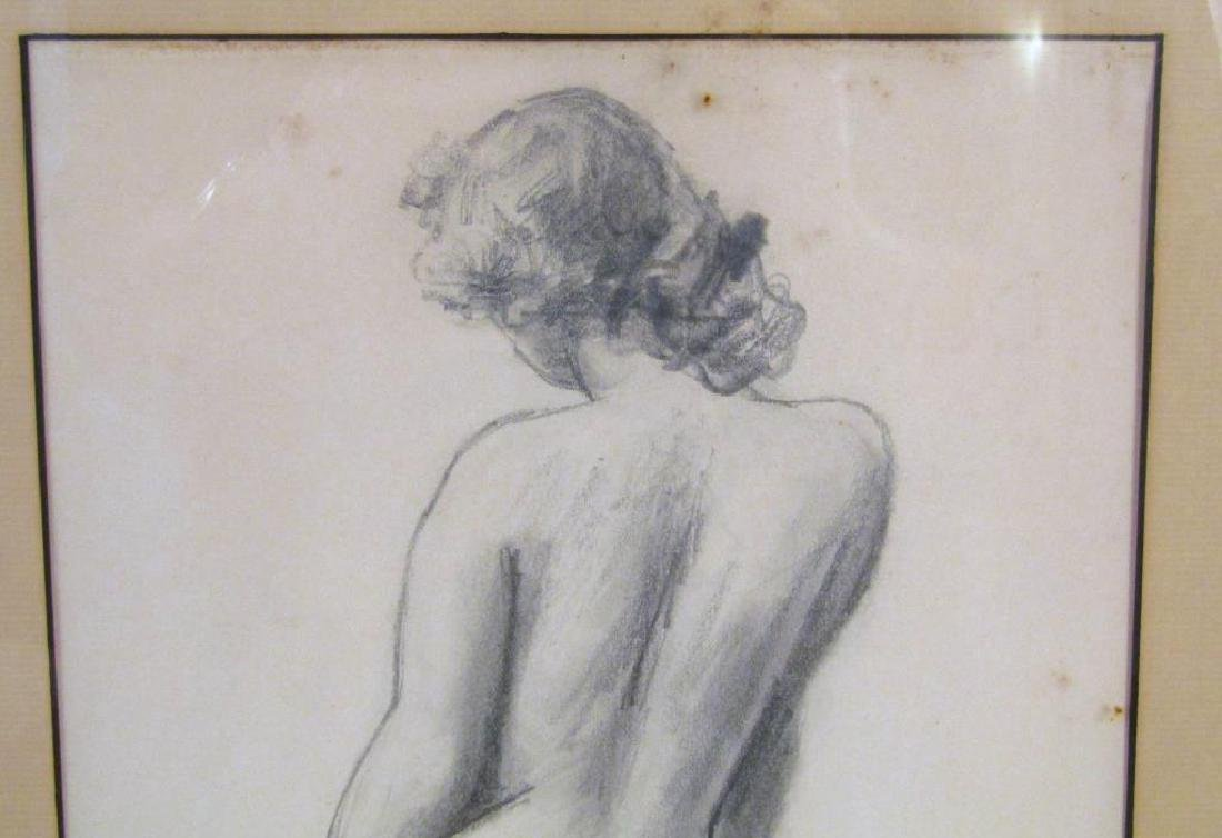 Eugene Speicher (American 1883-1962) - Pencil - 3