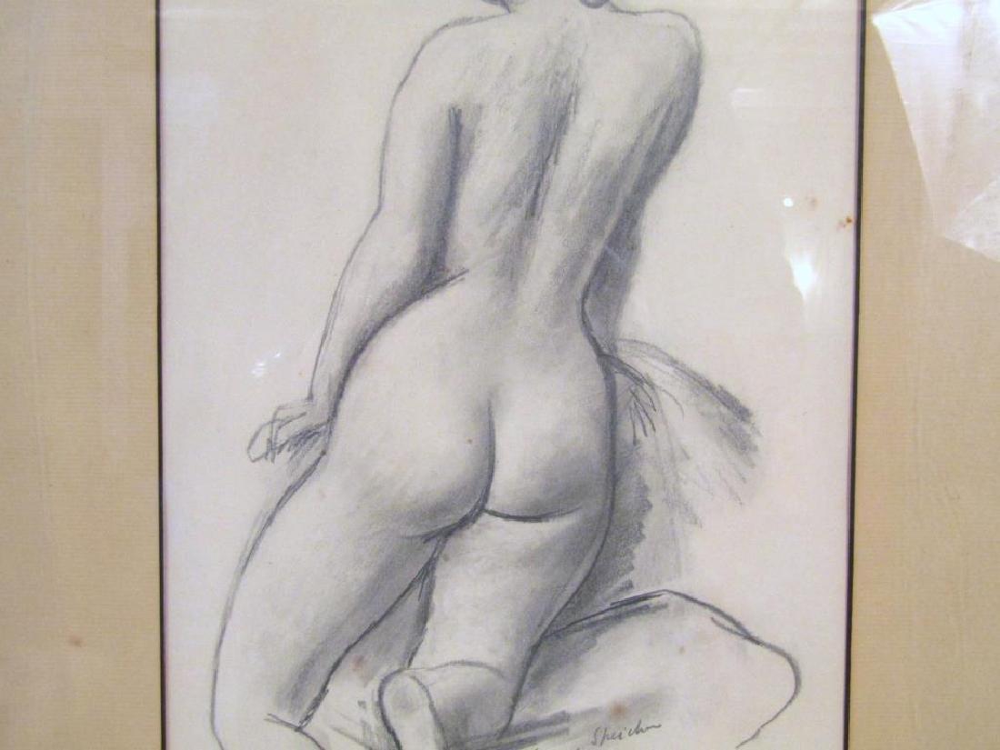 Eugene Speicher (American 1883-1962) - Pencil - 4