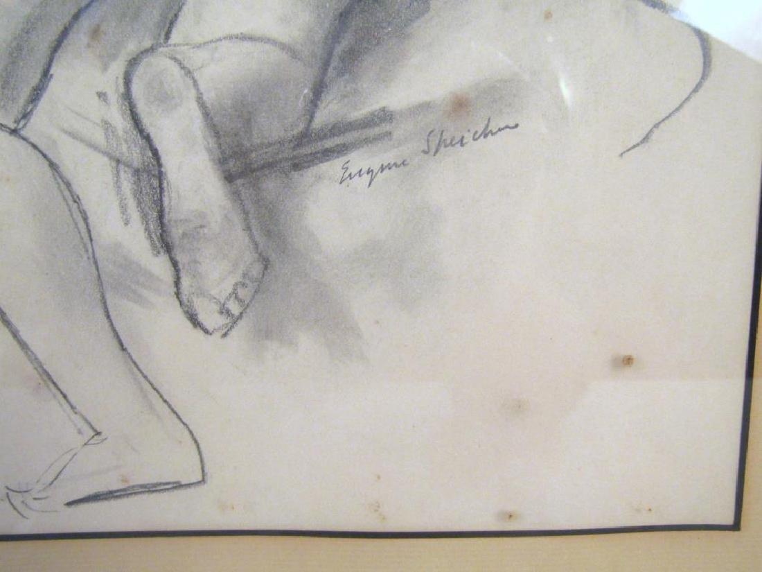 Eugene Speicher (American 1883-1962) - Pencil - 5