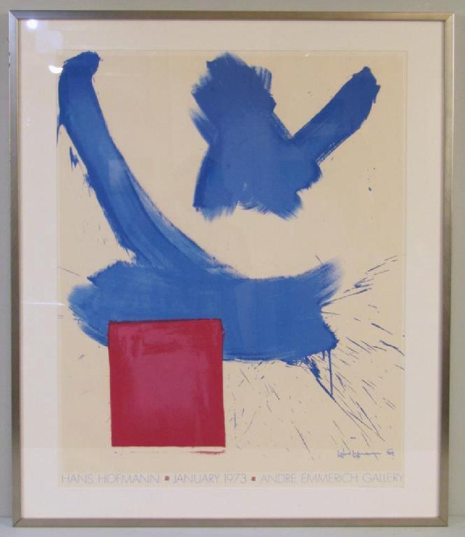 Hans Hofmann Poster