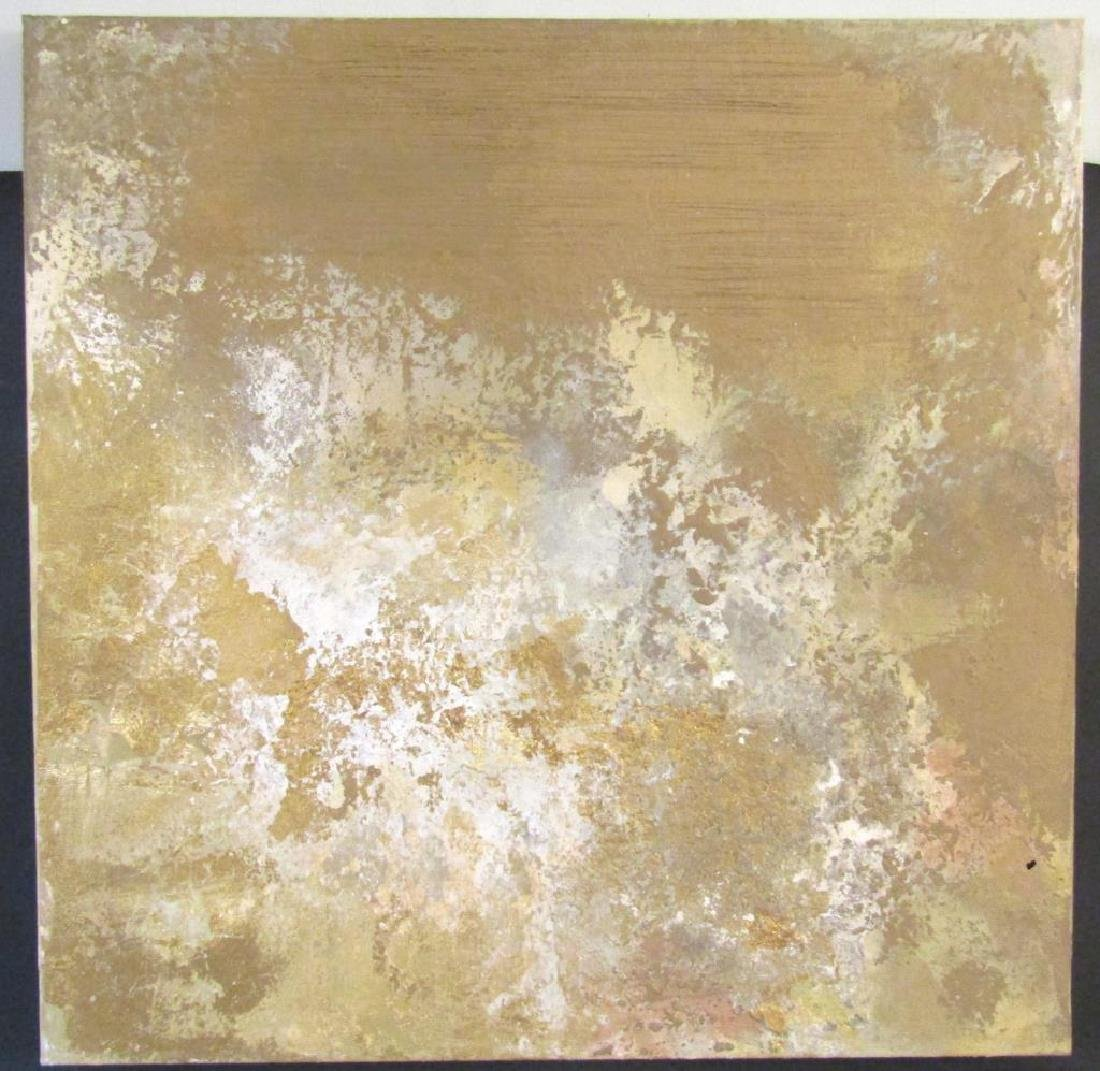 Series of 3 Modern Abstract Paintings - 2