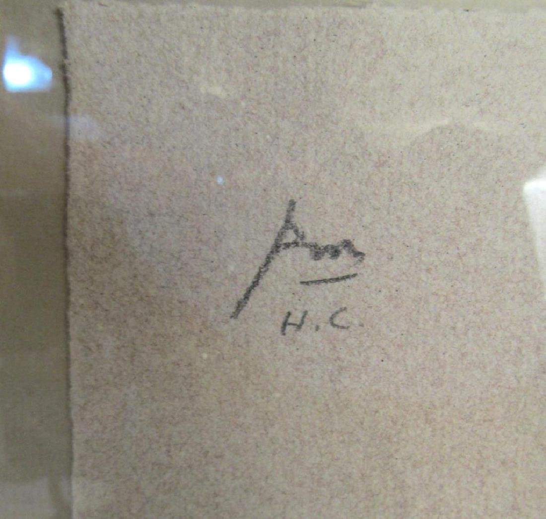 Signed Illegibly - Lithograph - 4