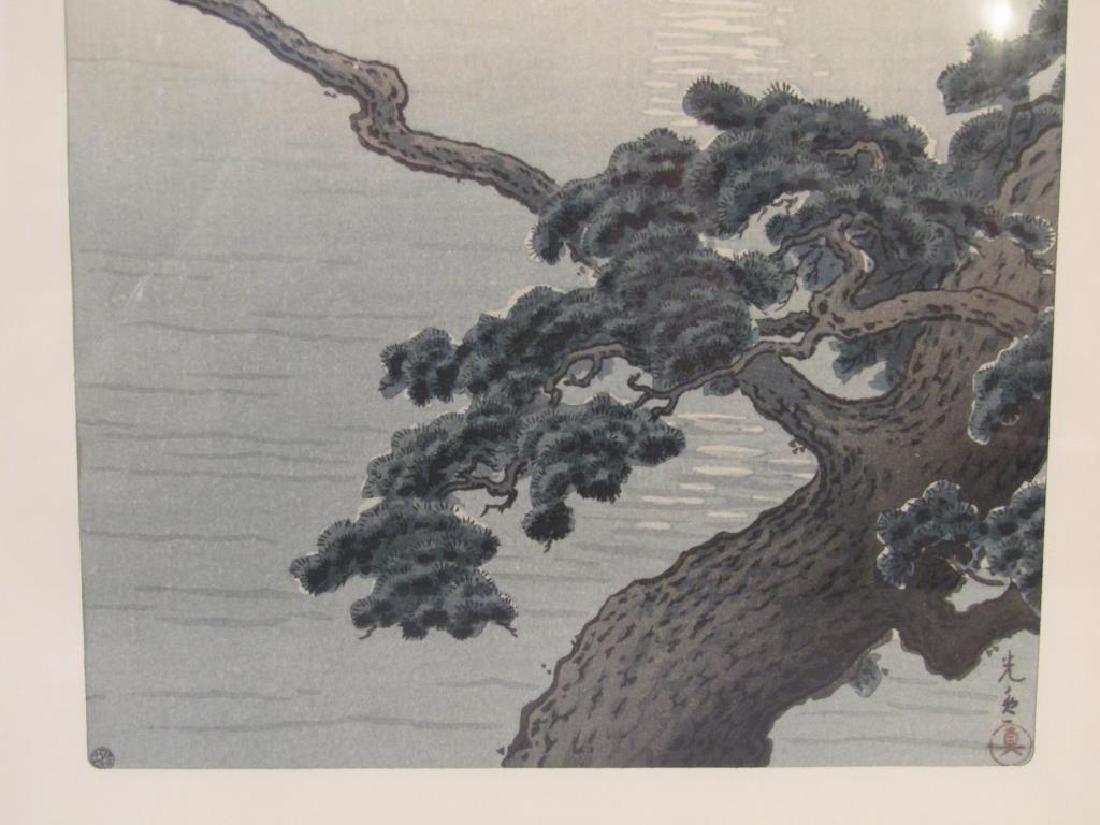 2 Chinese Woodblock Prints - 3