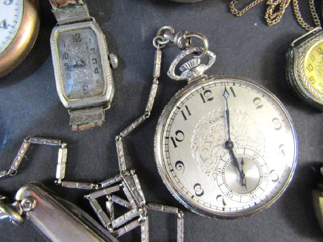 Assorted Wrist and Pocket Watches (As is) - 3