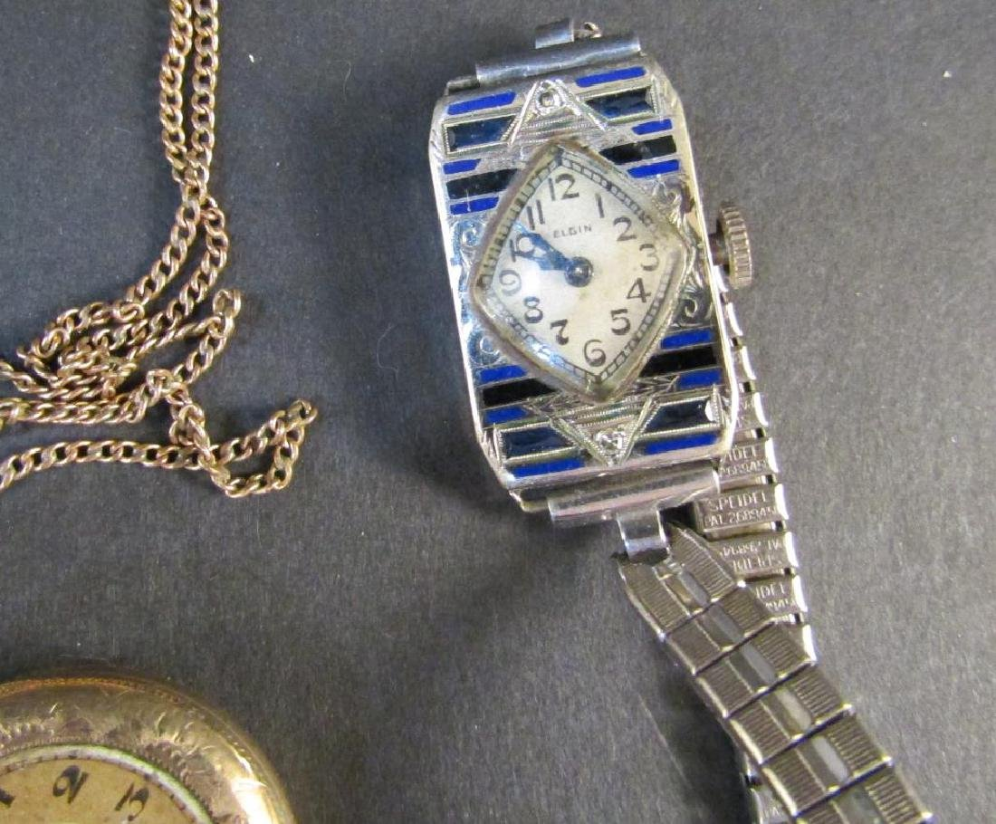 Assorted Wrist and Pocket Watches (As is) - 5
