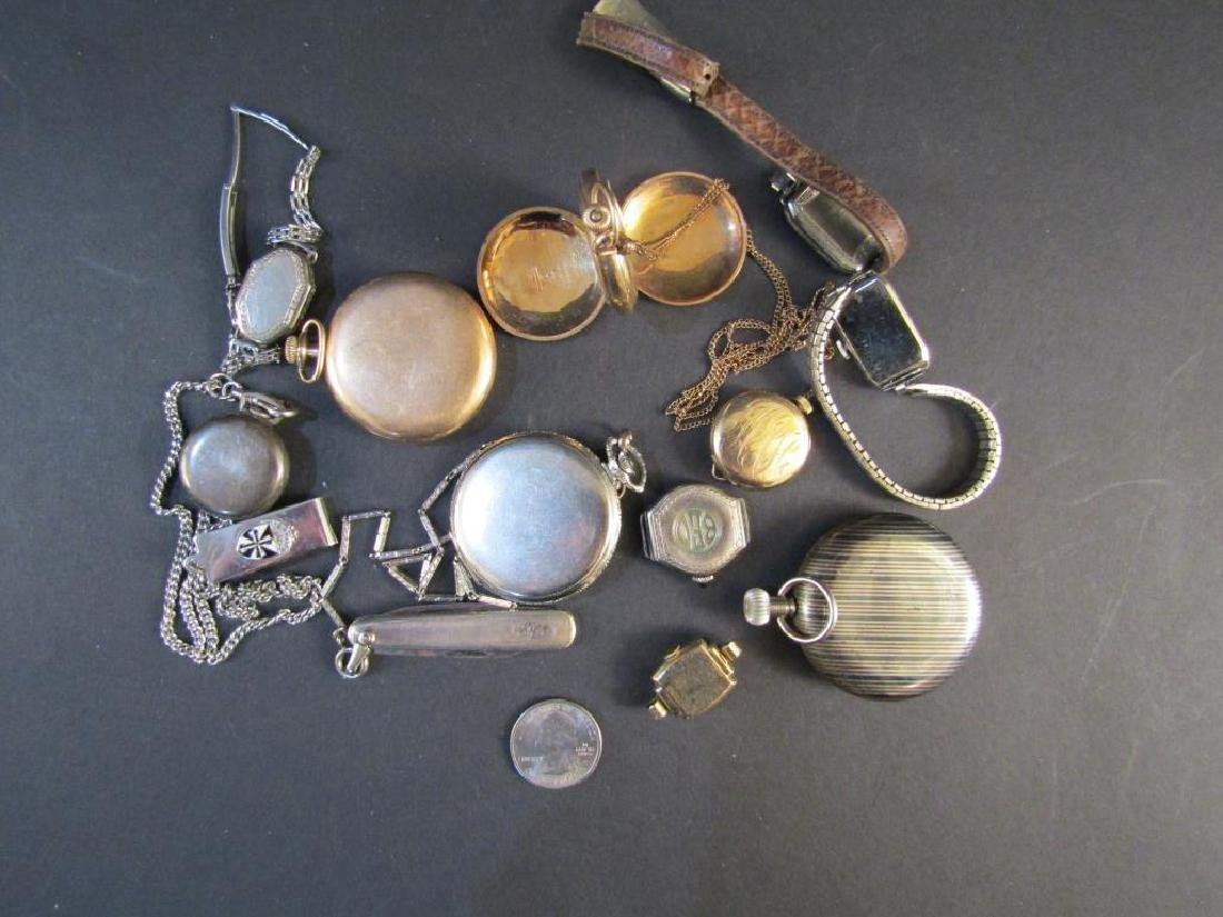 Assorted Wrist and Pocket Watches (As is) - 7