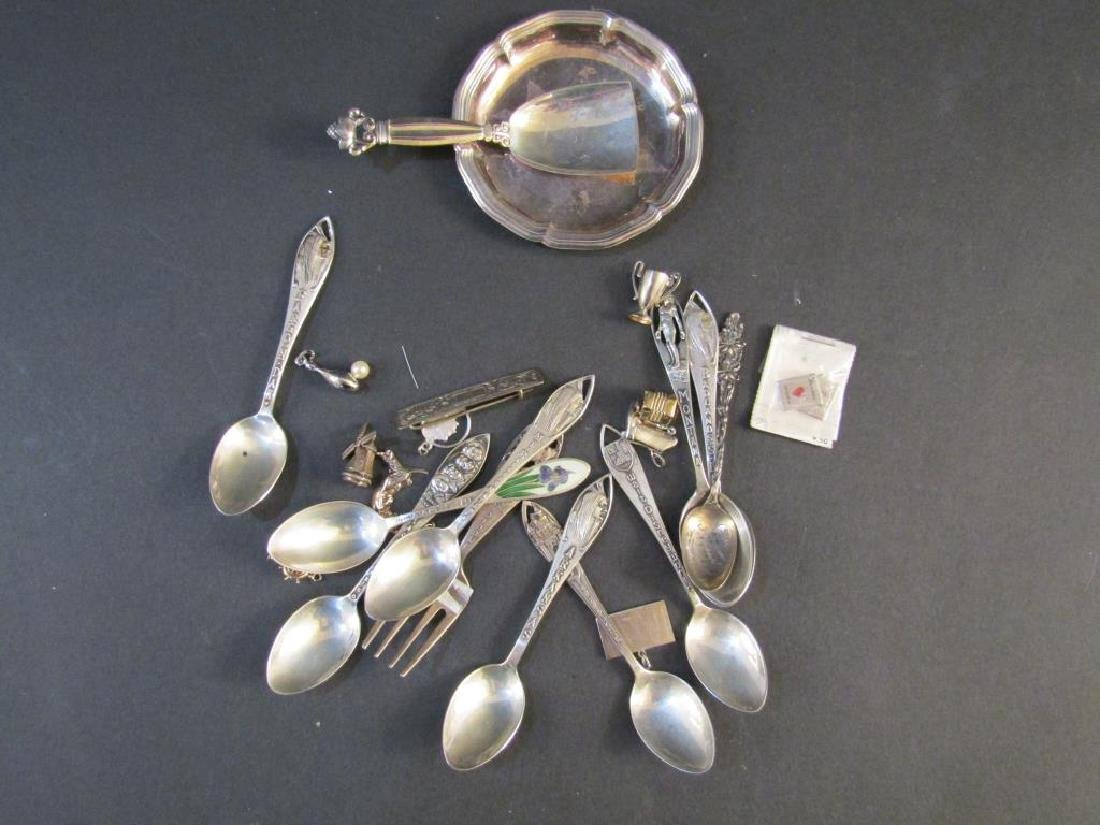 Assorted Sterling Silver Articles