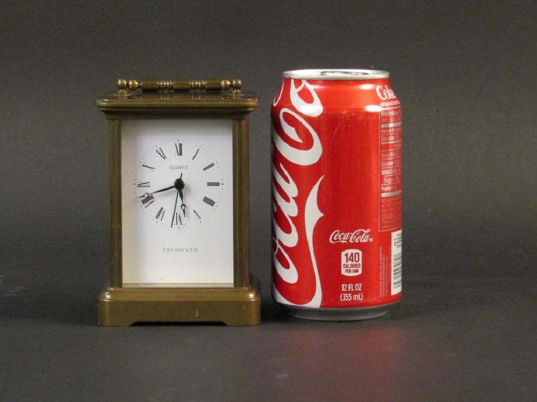 Tiffany Clock and Bulova Clock - 3