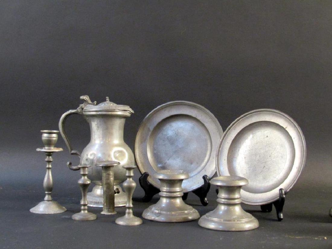 Assorted Pewter and Other Metal Articles - 3