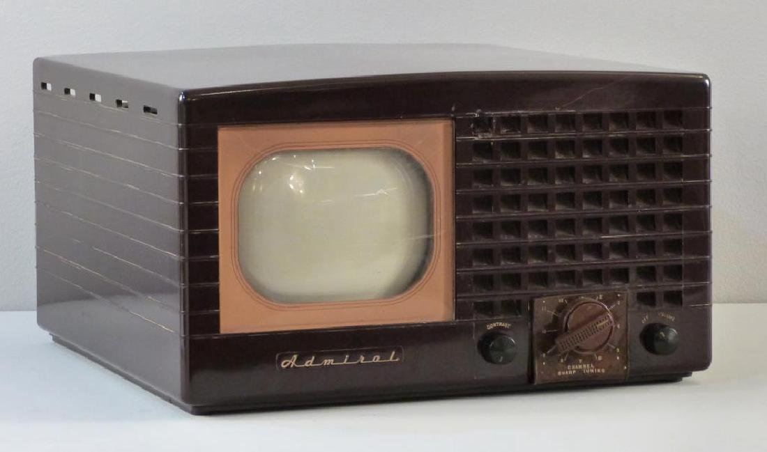 1948 Admiral Television Set