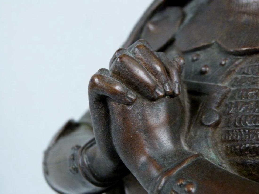 Emmanuel Fremiet, 1824-1910 - Bronze Sculpture - 6