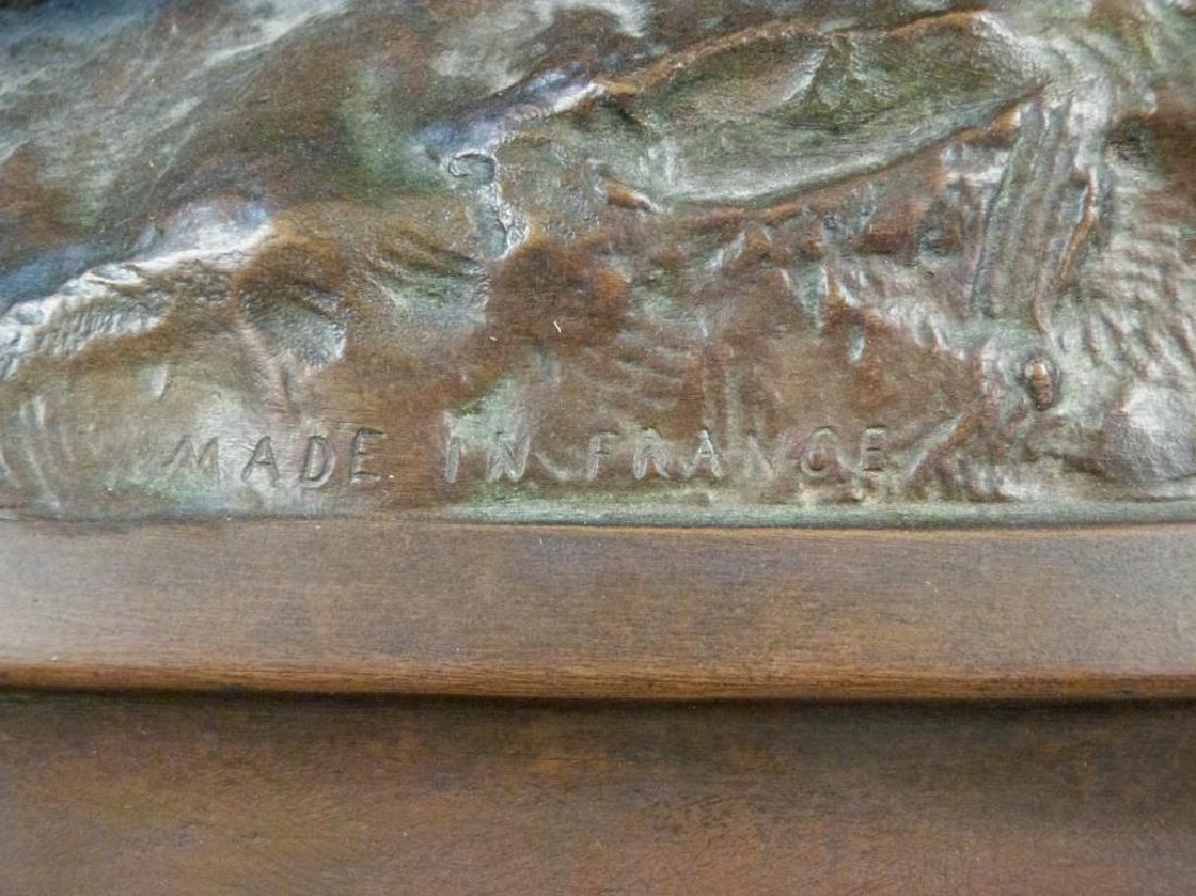 Emmanuel Fremiet, 1824-1910 - Bronze Sculpture - 8