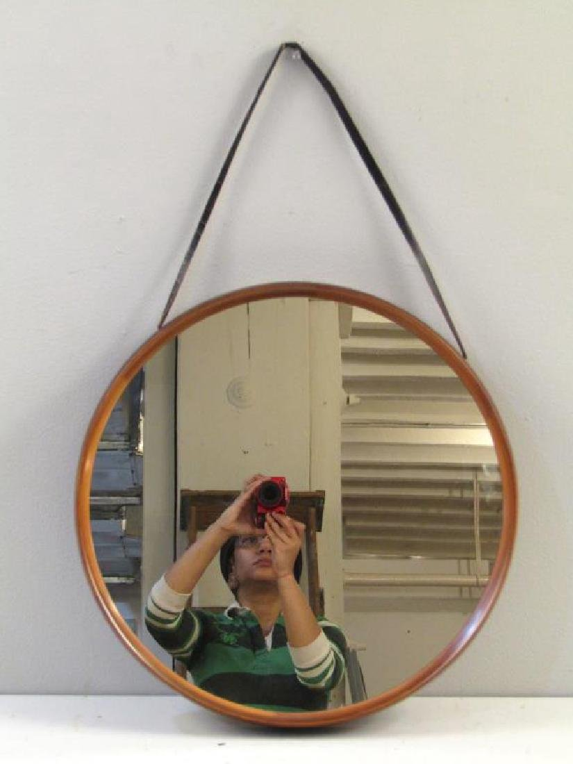 Swedish Round Mirror