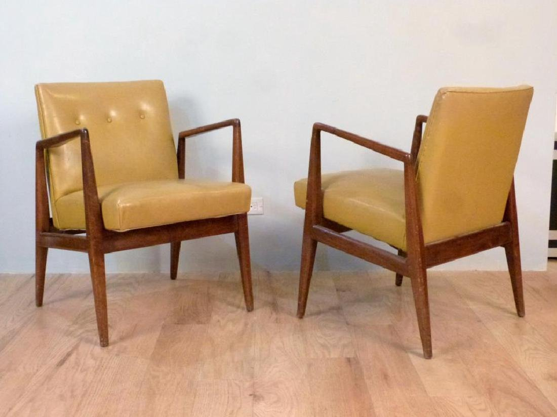 Set of 4 Jens Risom Dining Chairs - 4