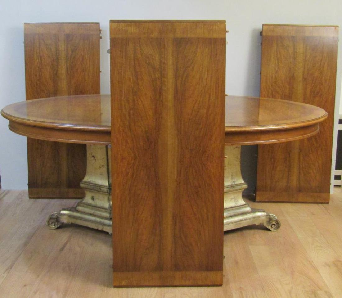 English Regency Style Extension Dining Table - 6