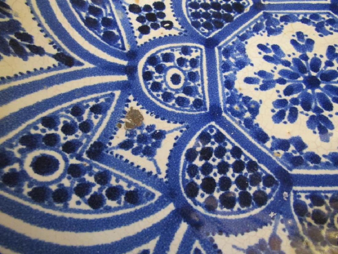2 Persian Blue and White Bowls - 3