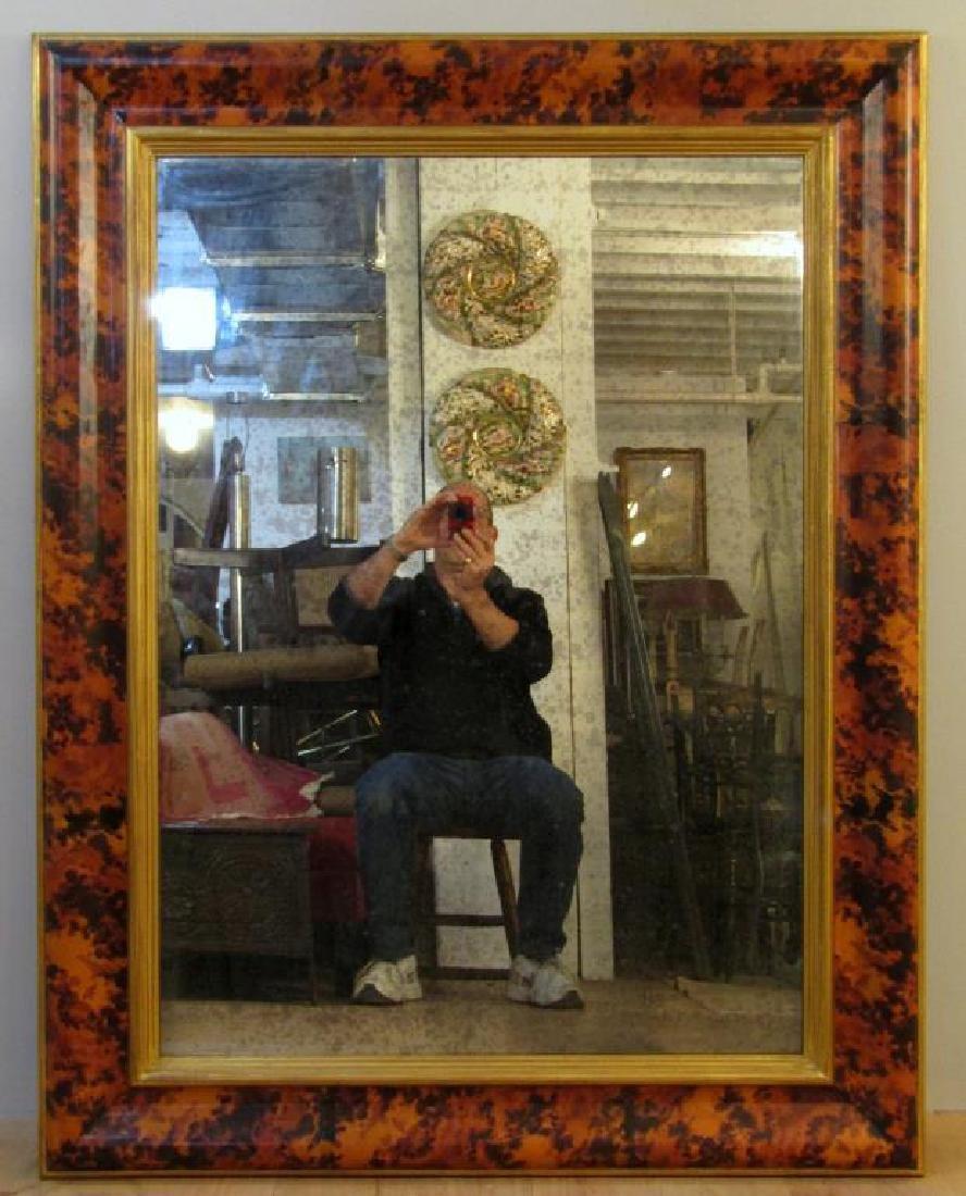 """American Empire OG"""" Style Framed Mirror"""""""