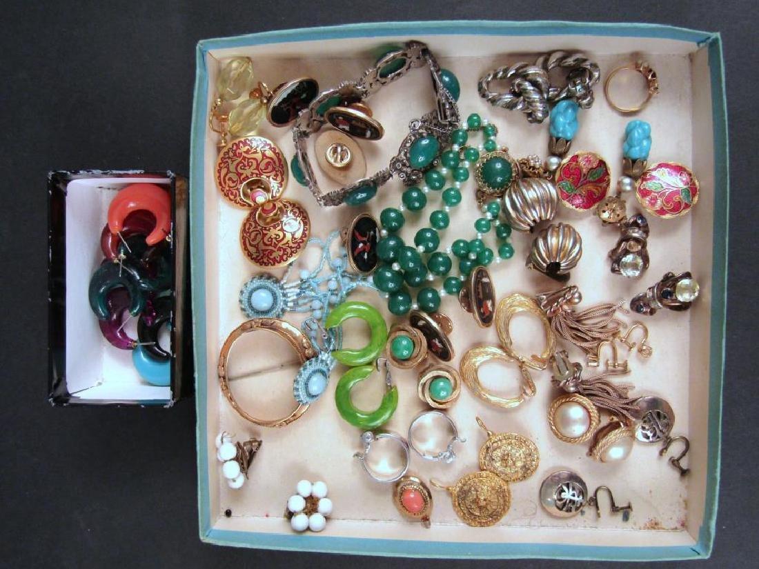 Assorted Lot Costume Jewelry