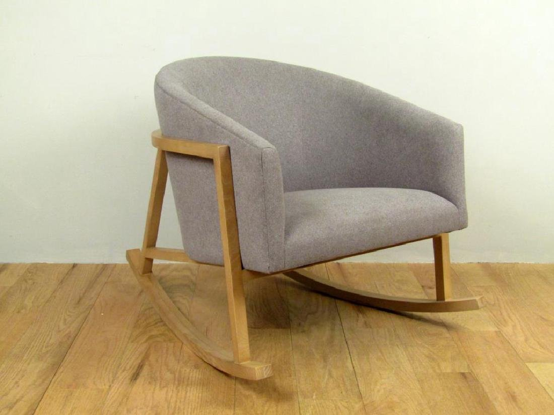 West Elm Rocking Chair
