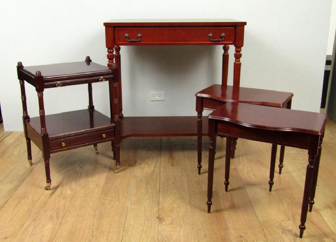 Lot of Bombay Company (and other) Tables